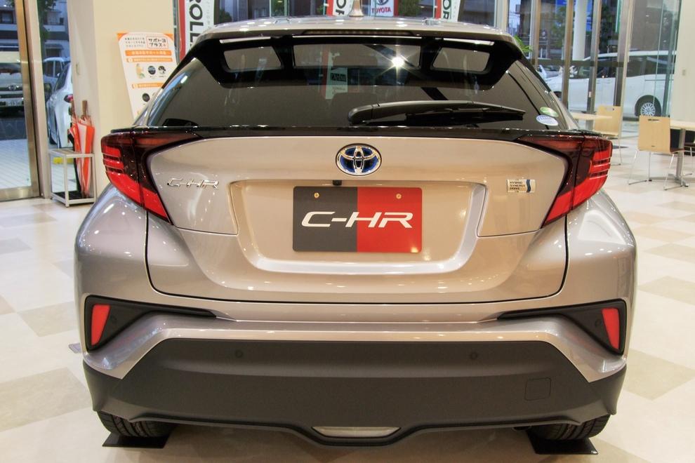 T-プラザ金町店_展示車C-HR