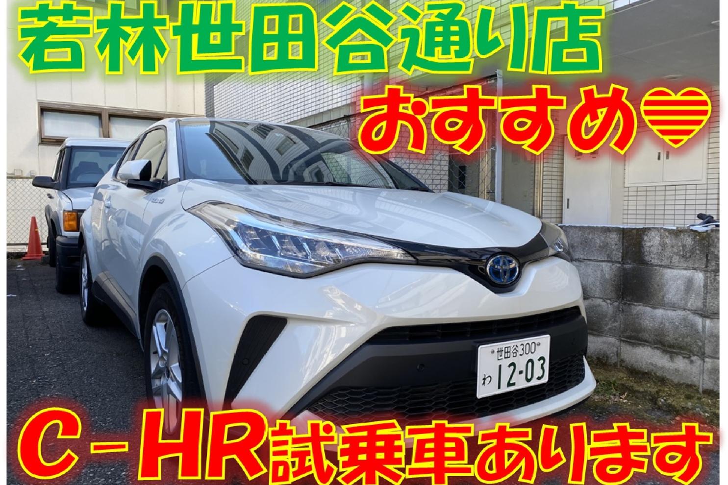 若林世田谷通り店C-HR