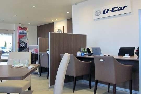 U-Car青梅店(旧:東京トヨタU-Car青梅)店舗画像