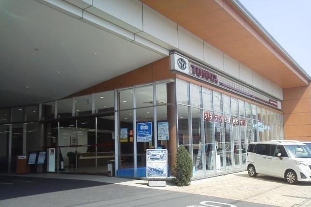 東村山美住町店(旧:東京トヨタ東村山店)外観1