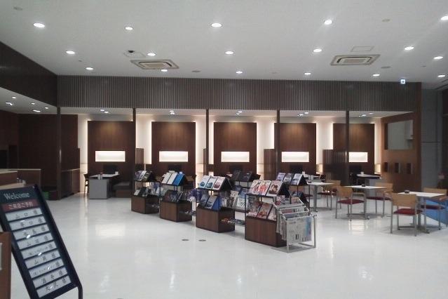 東村山美住町店(旧:東京トヨタ東村山店)店舗画像