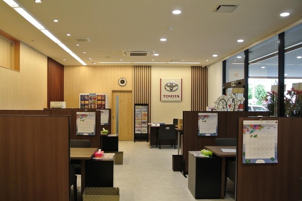 U-Car金町店(旧:東京トヨタU-Car金町)店舗画像