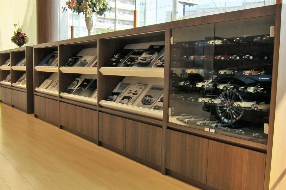 西新井店(旧:東京トヨタ西新井店)店舗画像3