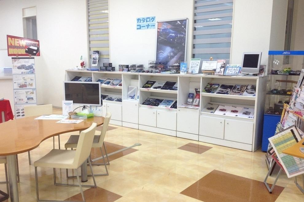 馬込環七通り店(旧:ネッツ東京馬込店)店舗画像2