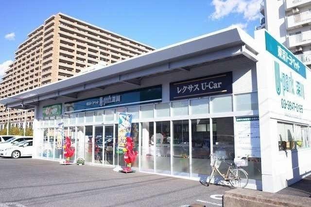 U-Car深川店(旧:東京トヨペットU・PARK深川店)外観2