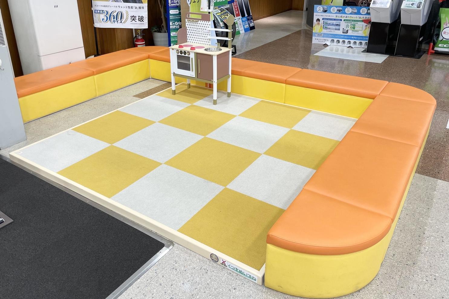 木曽店:キッズコーナー